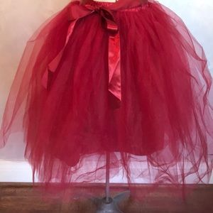 Dresses & Skirts - New Adult  Tutu Crinoline Skirt